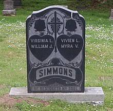Myra Virginia Simmons - Wikipedia