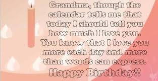 sweet happy birthday grandma wishes and quotes happybirthday