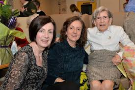 Secret to a long life is 'nothing in excess' say Greenisland centenarians |  Carrickfergus Times
