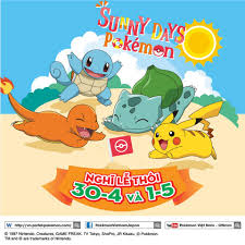 Pokémon Việt Nam - Home
