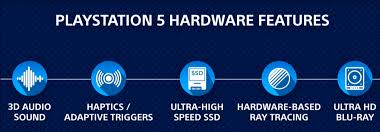 PlayStation 5: Hardware Technical Specs ...