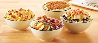 terranean bowl with quinoa
