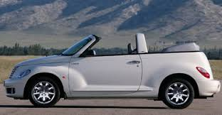 chrysler pt cruiser convertible tops