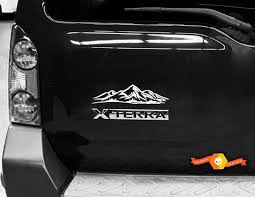 Product 2 New Mountain Decal Nissan Xterra Off Road Pro 4x Jeep Wrangler