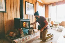 pros and cons of wood burning home