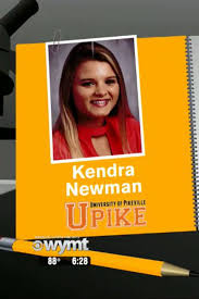 Mountain Student Achiever Kendra Newman