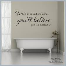 Free Uk Delivery Wall Stickers And Decals Ariana Grande God Is A Wom Walls Of Wisdom