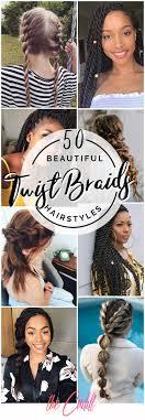 wear twist braids for all hair textures