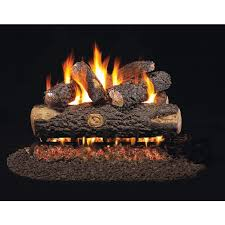 real fyre wo woodland oak vented gas