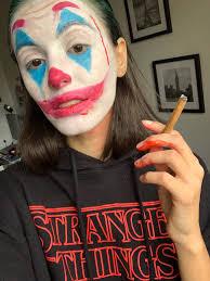 joker makeup look mademoiselle o lantern