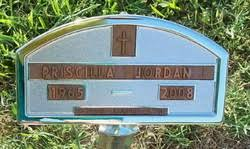 Priscilla Jordan (1965-2008) - Find A Grave Memorial