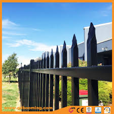 China Steel Security Fence Panels 2 1m H X 2 4m W For Sale China Garden Fence And Fencing Price