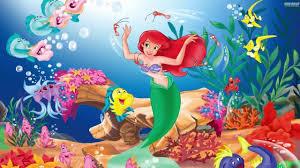 Truyện cổ tích Nàng tiên cá Ariel – Truyện cổ tích