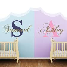 Custom Name In Gold Wall Decal Egraphicstore