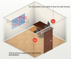 study table feng shui placement taboos