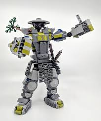 70658: Oni Titan LEGO NINJAGO Set Review