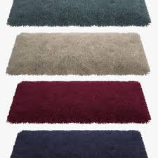 rug fluffy 02 3d model 10 unknown