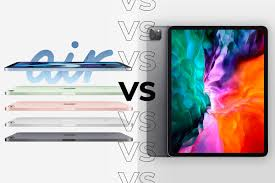 Apple iPad Air 4 vs Apple iPad Pro 2020: the four things you need to know