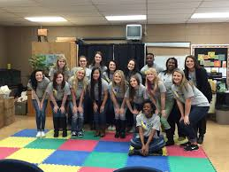 """Kristina Lampe on Twitter: """"Very proud of my Teacher Cadets and the puppet  shows they performed for Ida Burns Elementary! http://t.co/EPwUGII1xd"""""""
