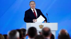 Путин согласился, что президент не может занимать этот пост больше ...