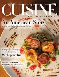 Connecticut Cuisine