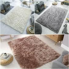 pile carpet gy grey 133x195 cm
