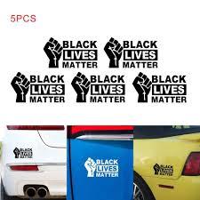 Hot Sale Black Lives Matter Creative Fist Stickers Car Sticker Laptop Stickers Glass Window Stickers Remove Pvc Sticker Waterpr Wall Stickers Aliexpress