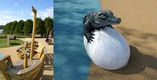 Crocodile Cove Playground Pashek Mtr