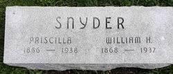 Priscilla Albright Snyder (1866-1938) - Find A Grave Memorial