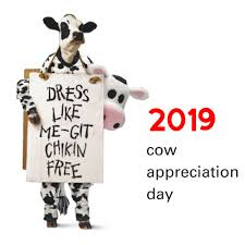 cow appreciation day quotes images messages