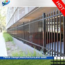 China Aluminum Metal Pressed Spear Head Top Residential Security Garden Fence China Spear Fence And Security Fence Price