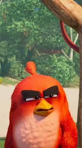 Angry Birds Movie 2 Bomb Red Chuck 4K Wallpaper #18