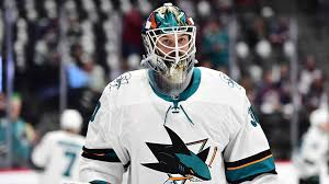 Sharks goalie Aaron Dell's new 'Stealth Mode' pads will fire up ...