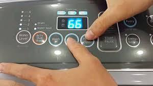 Bảng mã lỗi máy giặt Samsung đầy đủ nhất cập nhật 2020