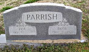 Iva Gray Autry Parrish (1912-2003) - Find A Grave Memorial