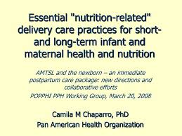 ppt essential nutrition