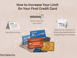 credit limit on a first credit card