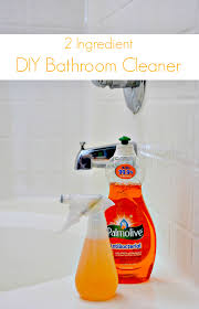 how to make 2 ing diy shower cleaner
