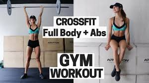 crossfit workout ab full body weight