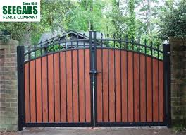 Commercial Gates Seegars Fence Company