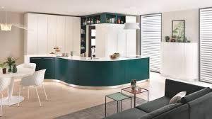 White contemporary kitchen - timeless kitchen | SCHMIDT