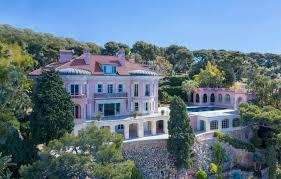 vente propriétés de luxe en bord de mer