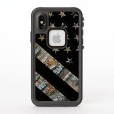 Hunting Camouflage Flag 2 Lifeproof Iphone Case Zazzle Com