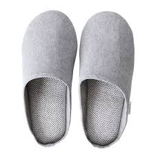 Morihata Sasawashi Japanese Room Shoes Gray Garmentory