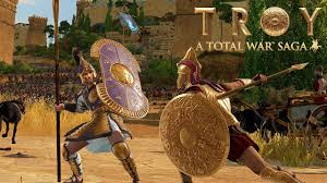 Total War Saga: Troy - Battle Gameplay First Look - YouTube