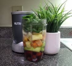 nutribullet review and green smoothie