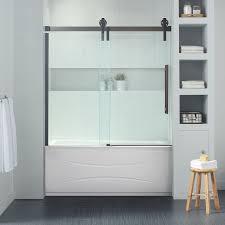 ove decors bathtub door shower sedona
