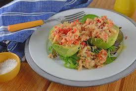 Crab Avocado Salad - Easy Recipes with ...