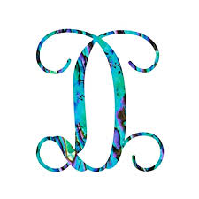 Amazon Com Letter D Monogram Initial Vinyl Decal Personalized Monogrammed D Sticker For Yeti Cup Tumbler Laptop Water Bottle Or Car Window Accessories For Women 3 25 Inches Abalone Pattern Handmade