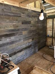 Fence Board Wall Old Fence Boards Bonus Room Decorating Fence Boards